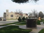 Cremation Garden Office